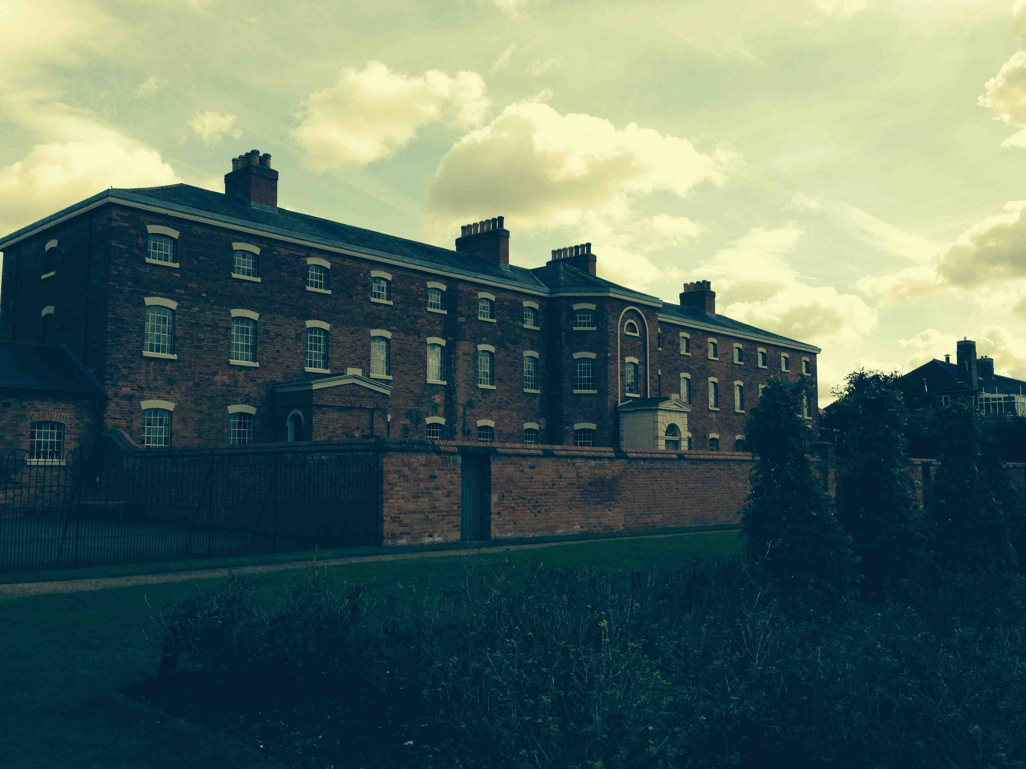 Pop up paupers, pathways and pauper mice at the Workhouse