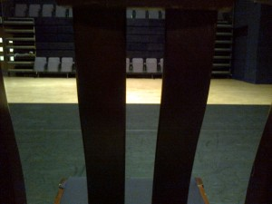 Picture form chair's perspective