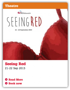 Seeing Red – Melodramatics (part 2)