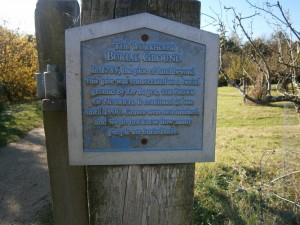 Gressenhall Workhouse Burial Ground